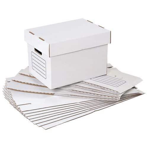 Economy Document Storage Boxes