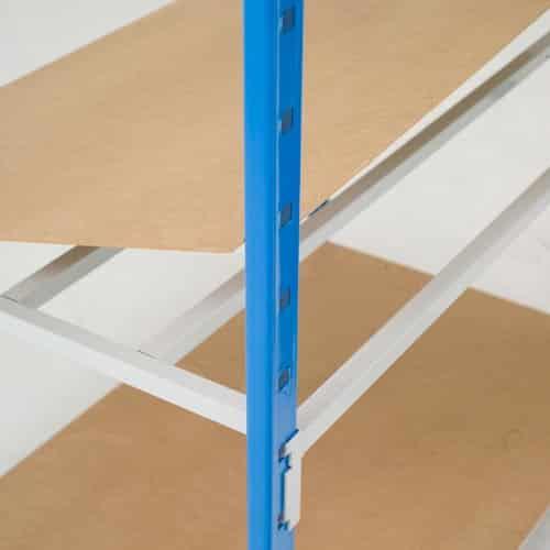Tubular Shelving - Pack of 5 Hardboard Covers For 1000w