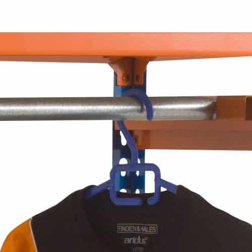 GS340 Shelving - Extra Garment Rail - 1220w