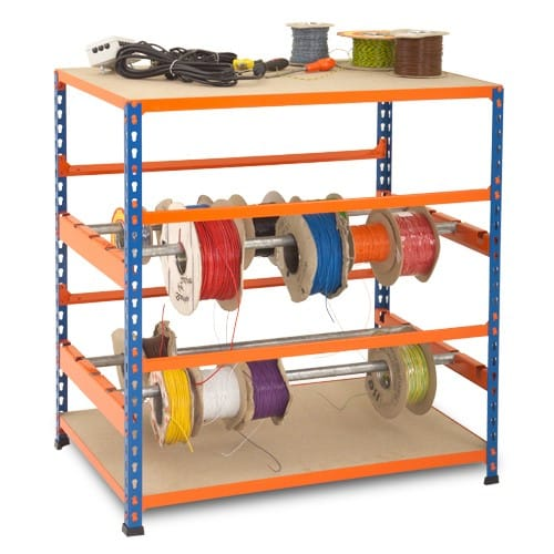 GS340 Shelving - Real Rack 990h x 915w - 2 levels
