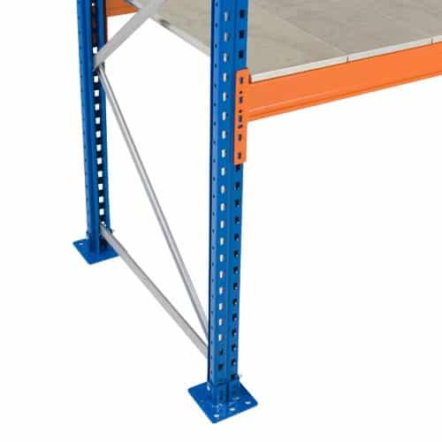 Pallet Racking Frames - Heavy Duty