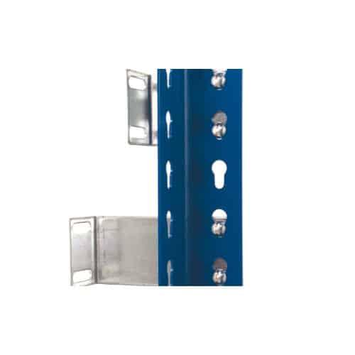 GS800 Shelving - Wall Fixings