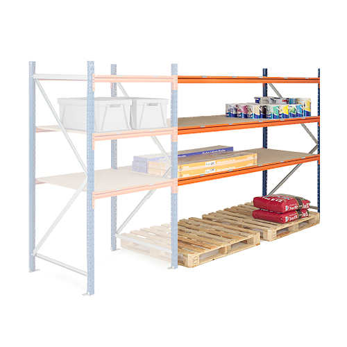 Add On Rapid Span 2000h Racking System