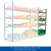 Add On Wide Span 3000h Racking System