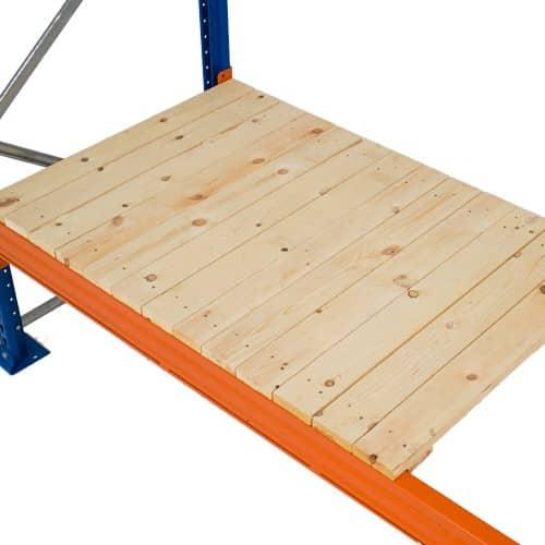Closed Timber Decks - Pallet Loading