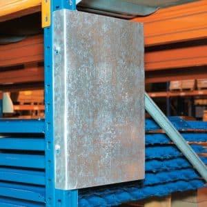 Steel Notice Plates