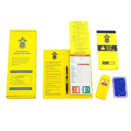 Good to go Safety System - Weekly Kit
