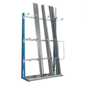Vertical Storage Bay 2500h x 1500w Single Sided Starter