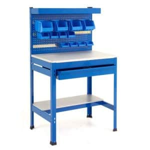 Extra Heavy Compact Workstations With Full Drawer