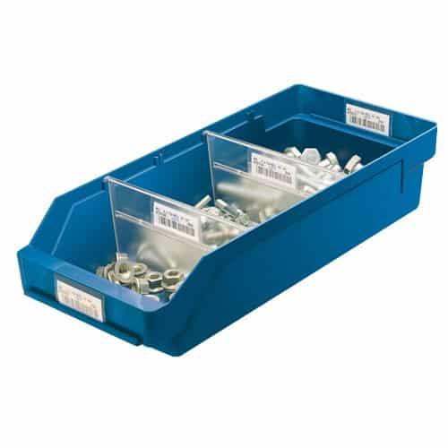 Component Storage Bin Dividers