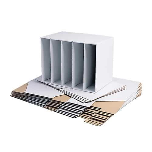 Cardboard File Holders