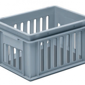 Euro Containers - Ventilated Sides and Solid Base