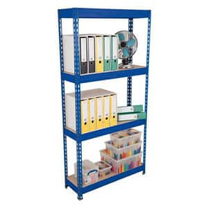 Garage-Shelving.co.uk - Light Duty Shelving